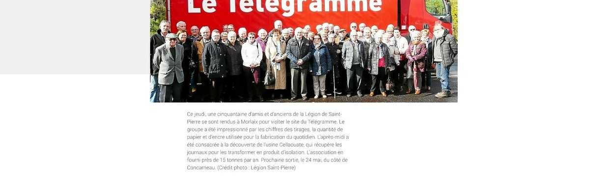 brest - legion saint pierre